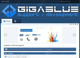 gigablue-support.com