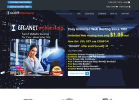 giganetwebhosting.com