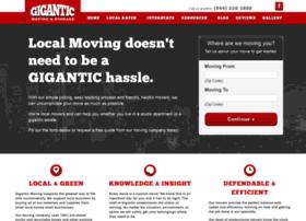 giganticmoving.com