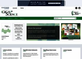 gigasciencejournal.com