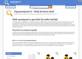 gigaspeelgoed.nl