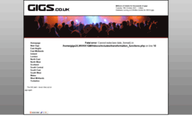 gigs.co.uk
