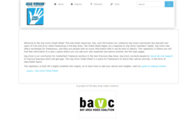gigunion.bavc.org