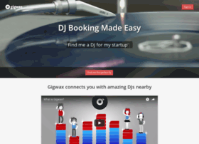 gigwax.com