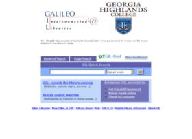 gil.highlands.edu