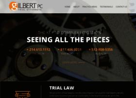 gilbertpclaw.com