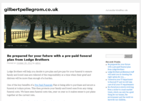 gilbertpellegrom.co.uk