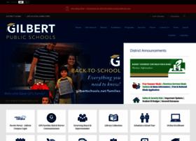 gilbertschools.net