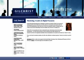 gilchrist-recruitment.com