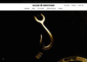 gilesandbrother.com