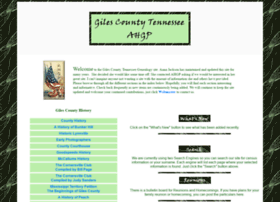 gilestn.genealogyvillage.com