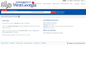 gilfind.westga.edu
