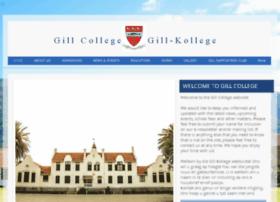 gillcollege.co.za
