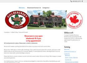 gilldercroft.com