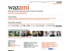 gillesdany.wazami.com