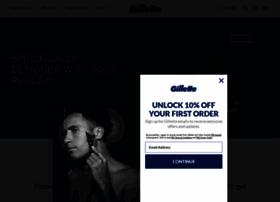 gillette.com