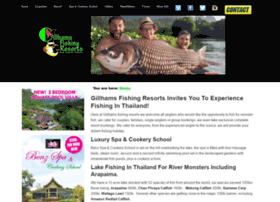 gillhamsfishingresorts.com