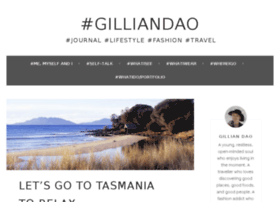 gilliandao.com