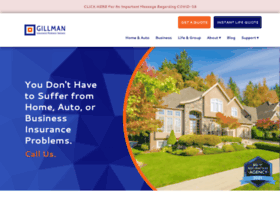 gillmanins.com