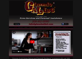gimmiealist.com