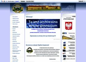 gimnazjum-wisniowa.pl