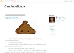 ginaindelicada.com.br