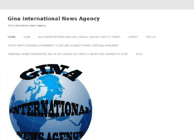 ginainternationalnewsagency.com