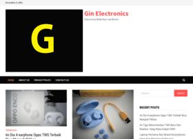 ginelectronics.com