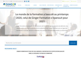 ginger-formation.fr