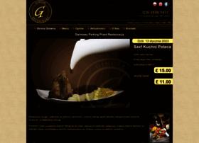 ginger-polskarestauracja.co.uk