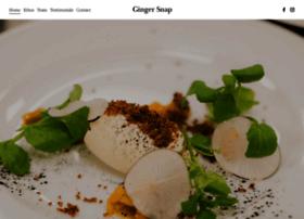 ginger-snap.co.uk
