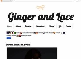 gingerandlace.blogspot.com