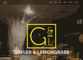 gingerandlemongrass.com