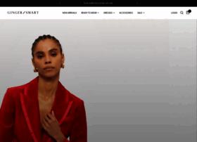 gingerandsmart.com