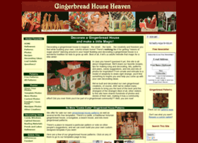 gingerbread-house-heaven.com