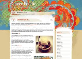 gingerfoodie.wordpress.com
