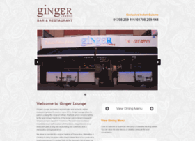 gingerlounge.co.uk