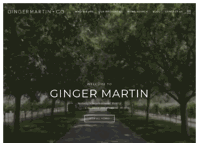 gingermartin.com