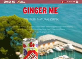 gingermedrink.com