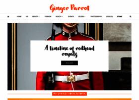 gingerparrot.co.uk