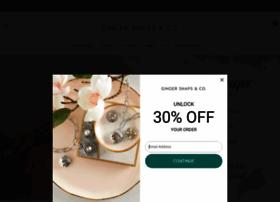 gingersnapsjewelry.com