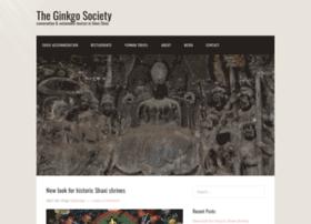 ginkgosociety.org