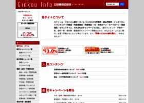 ginkou.info