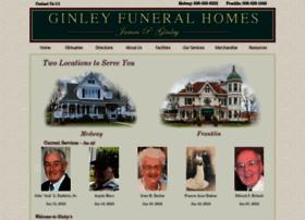 ginleyfuneralhomes.com