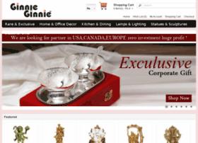 ginniehandicrafts.com