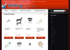 gintingsign.com