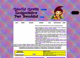 giochigratisenigmisticaperbambini.com