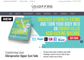 gioffrechiropractic.com