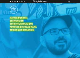 giorgiojackson.cl