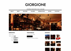 giorgionenyc.com